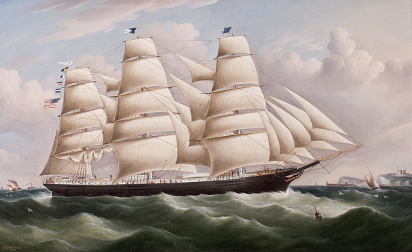 Packet Ship Ontario