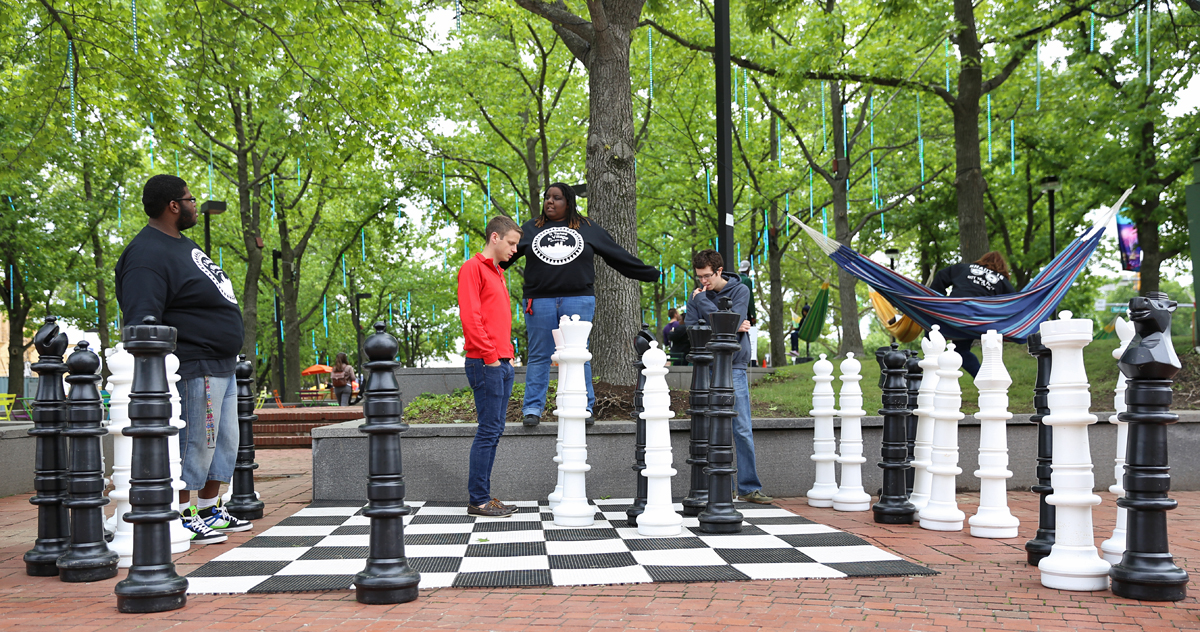 city year chess