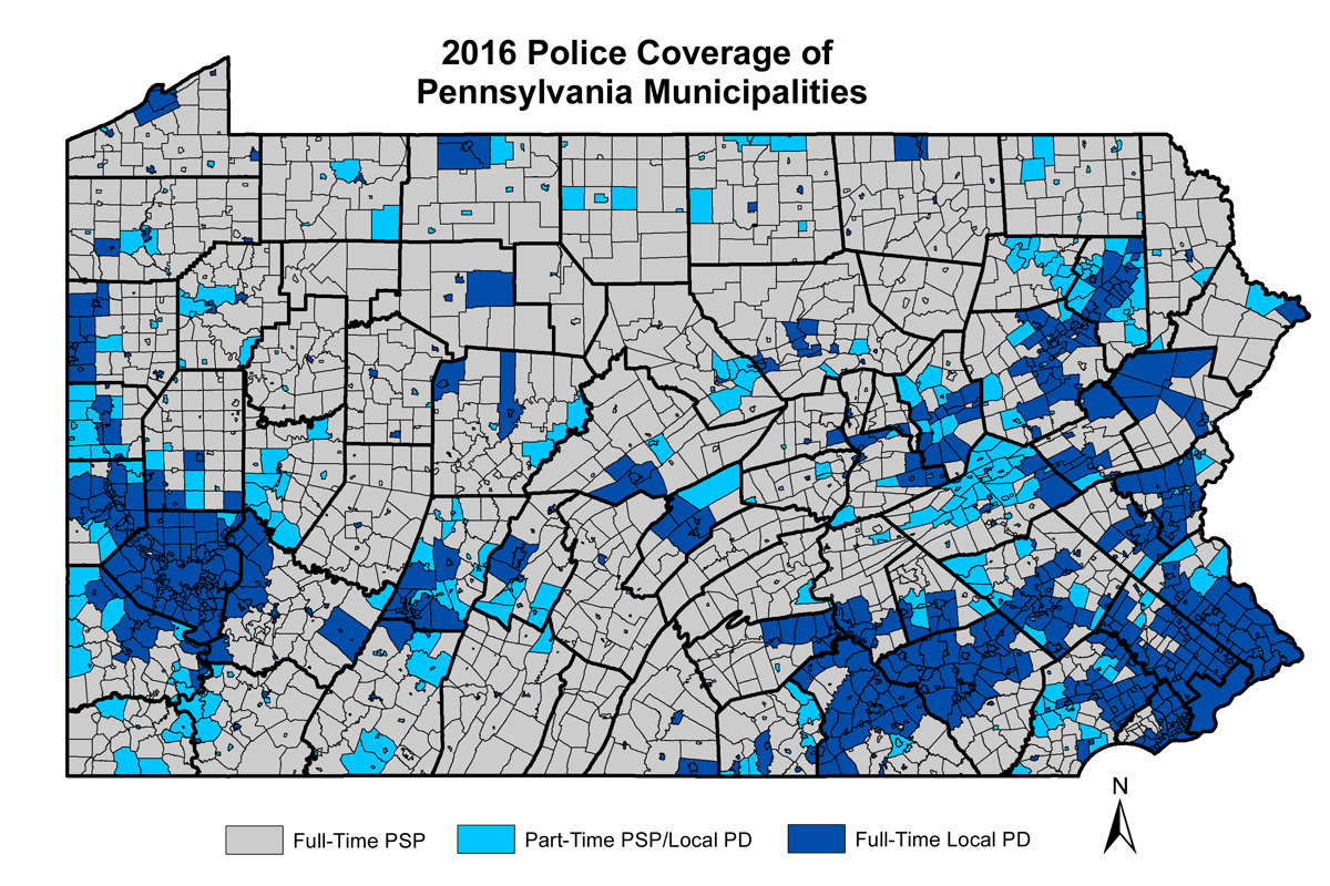pa state police coverage zone 1200